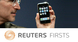 Reuters Firsts